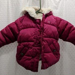Children's Old Navy winter jacket